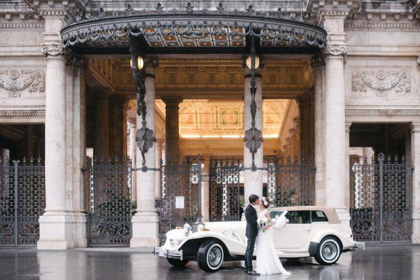 Il perfetto matrimonio a tema Great Gatsby