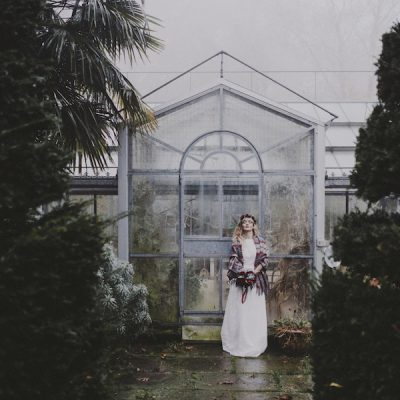Secret Garden: Un matrimonio autunnale in serra
