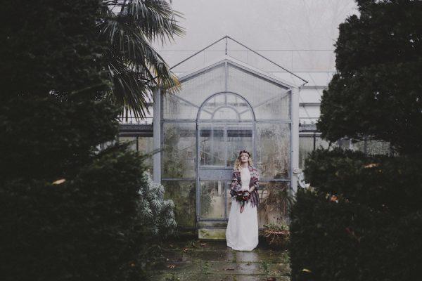Secret Garden: Un matrimonio autunnale in serra