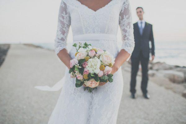 Un matrimonio boho chic in Sicilia
