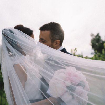 Peonie per un matrimonio romantico