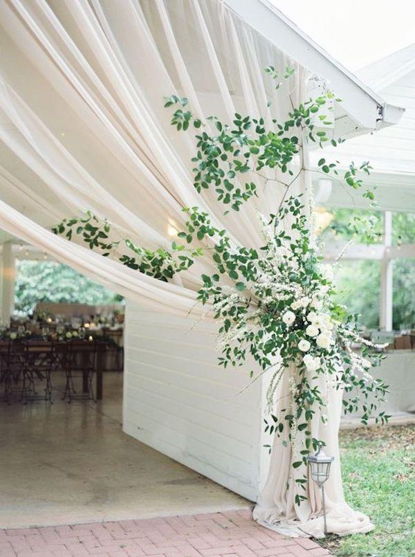 decorazioni con foliage