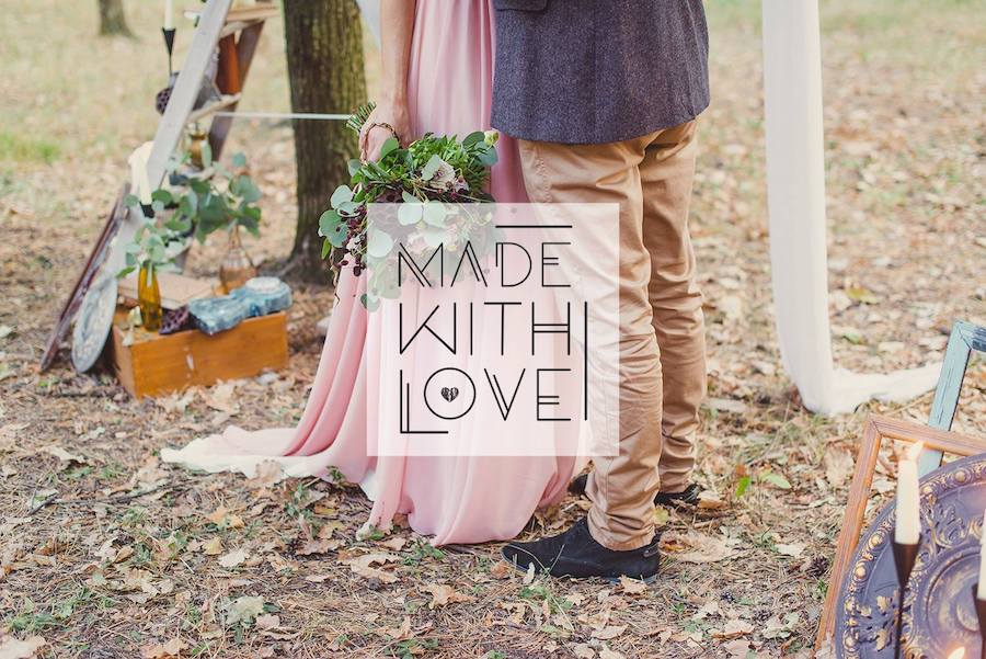 Made with Love - evento dedicato al matrimonio creativo a Foligno