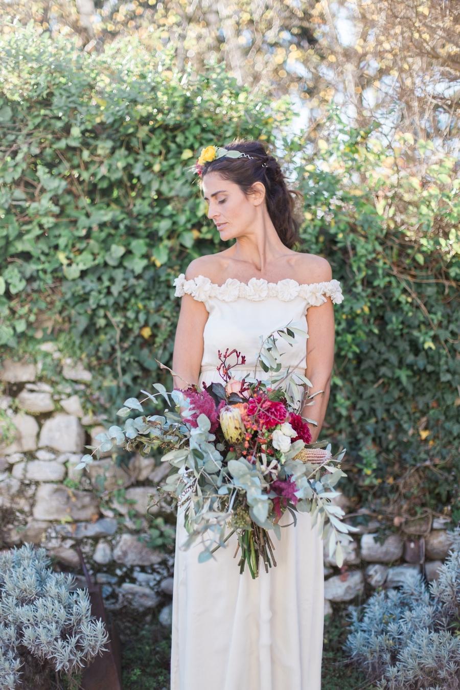Matrimonio Bohemien Jurk : Un matrimonio bohémien autunnale wedding wonderland