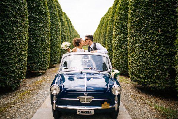 Un matrimonio color Greenery