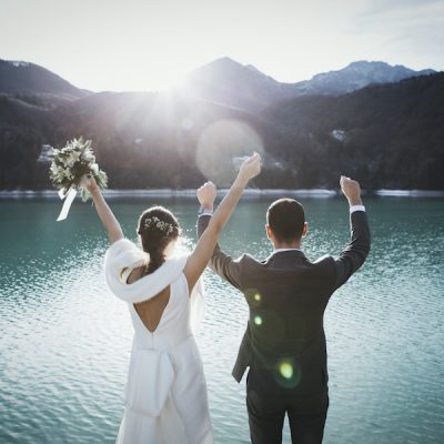 Dettagli rustici perfetti per un matrimonio invernale in montagna