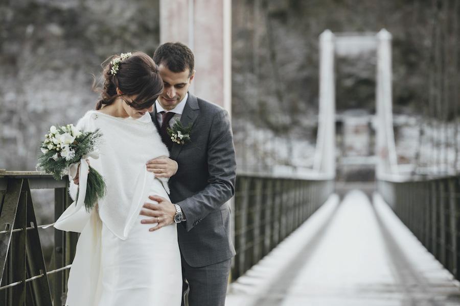 Matrimonio In Dicembre : Dettagli rustici perfetti per un matrimonio invernale in montagna