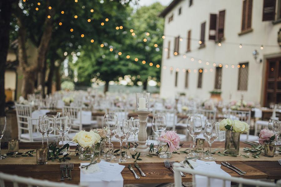 Matrimonio Rustico Como : Un matrimonio rustico a siena wedding wonderland