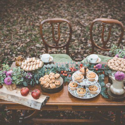 Ispirazione: un picnic in riva al lago