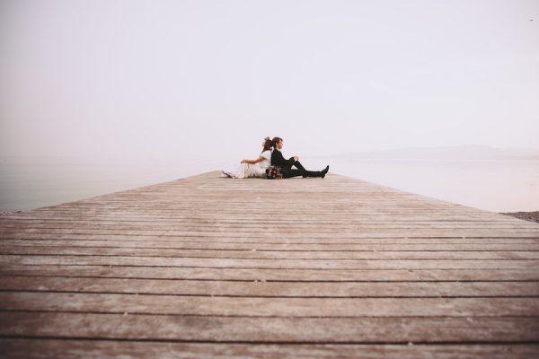 Ispirazione bohémien e autunnale sul lago di Garda