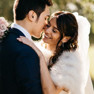 Foglie d'ulivo per un matrimonio ispirato alla natura