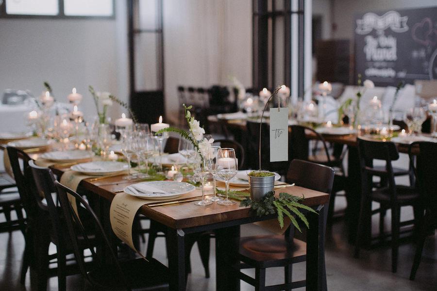 Ispirazione Matrimonio Urbano E Botanico Wedding Wonderland