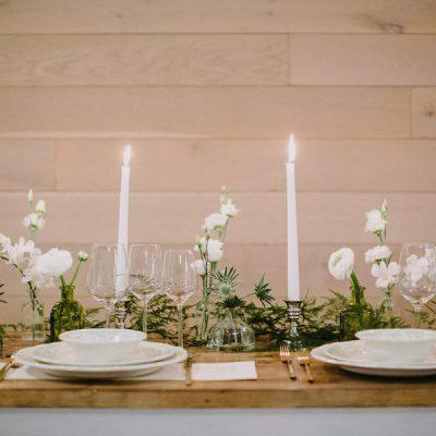 Ispirazione: matrimonio urbano e botanico