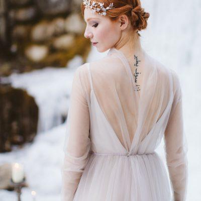 Regina dei ghiacci – Ispirazione nordica sulla neve