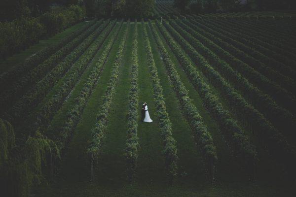 Un matrimonio semplicemente raffinato