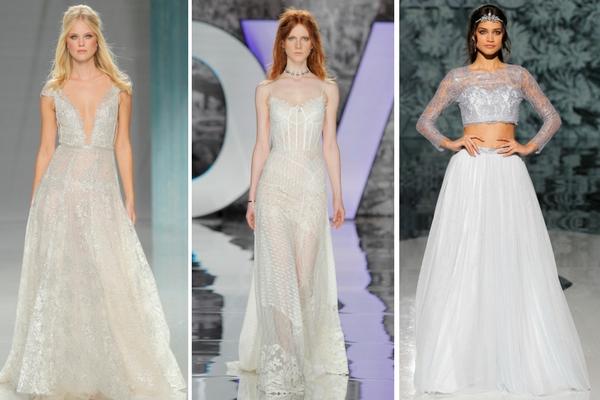 I miei abiti da sposa preferiti dalla Barcelona Bridal Week