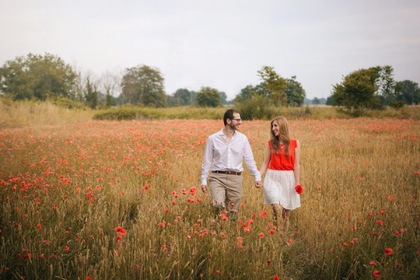 5 motivi per scegliere una sessione fotografica pre matrimonio