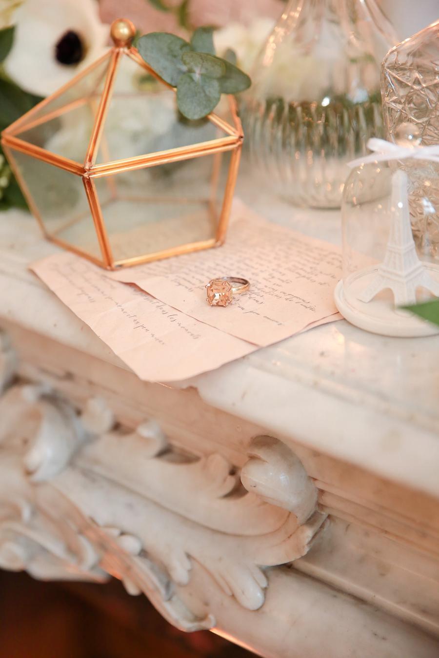 Matrimonio In Francese : Stile francese e dettagli moderni per un matrimonio in