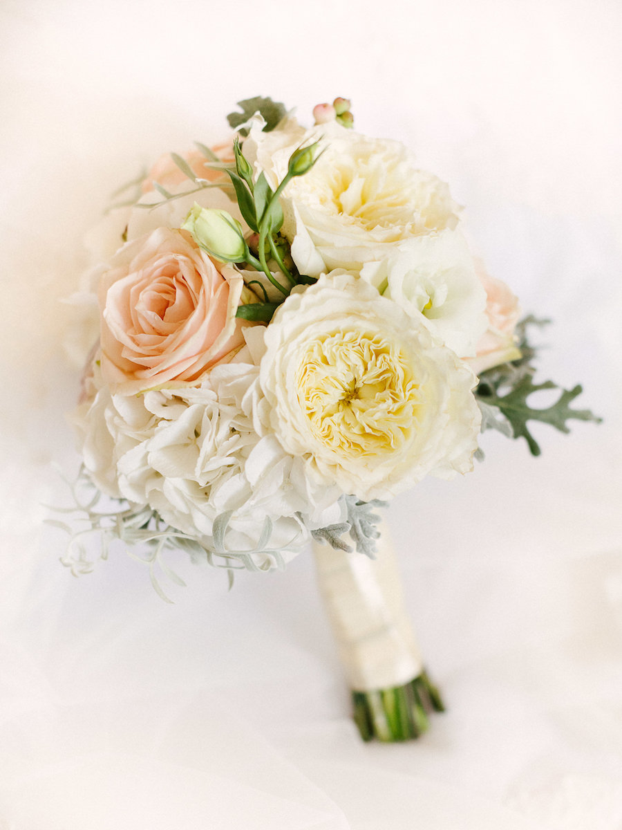 bouquet romantico sposa