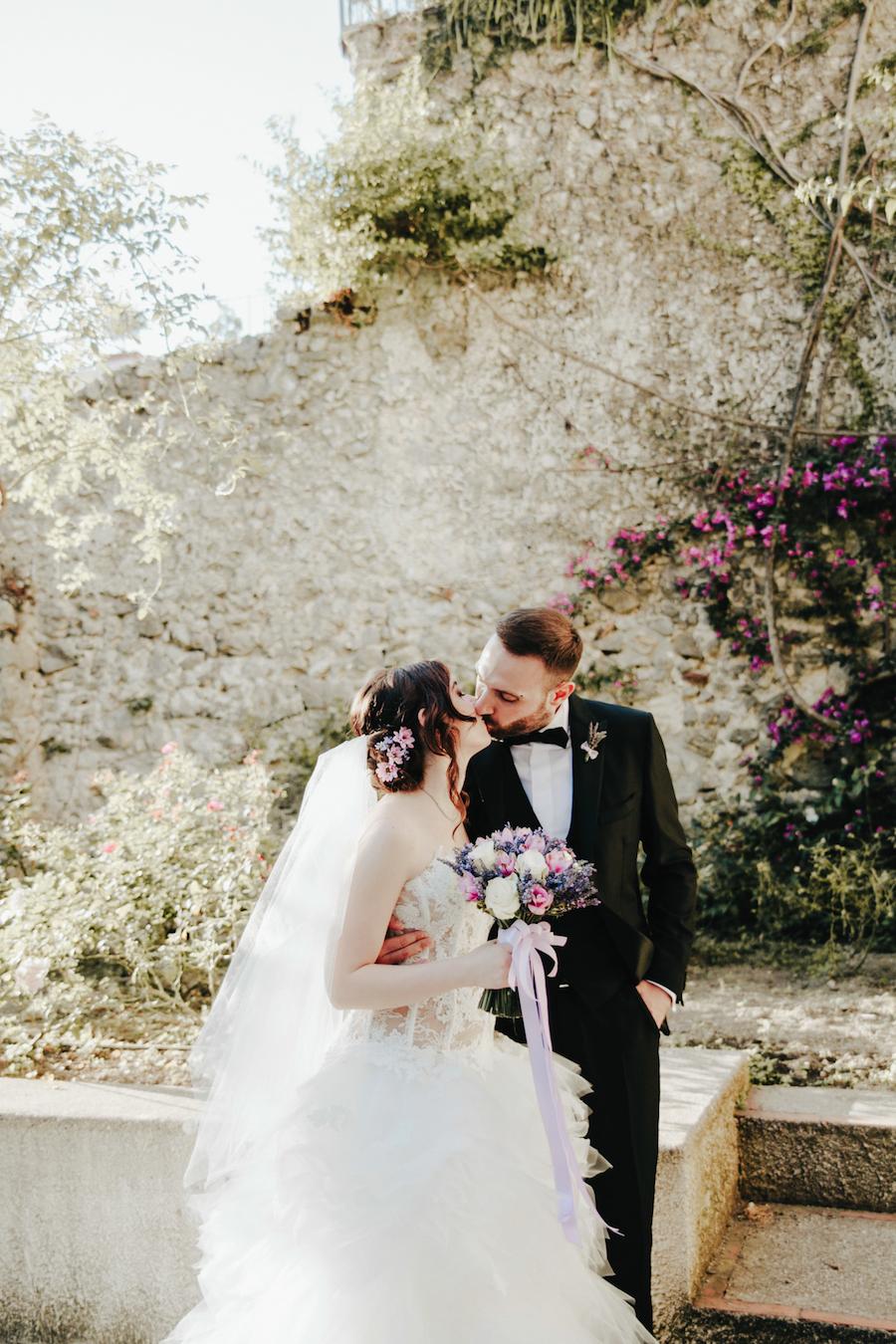 Matrimonio Tema Erbe Aromatiche : Lavanda ed erbe aromatiche per un matrimonio a ravello