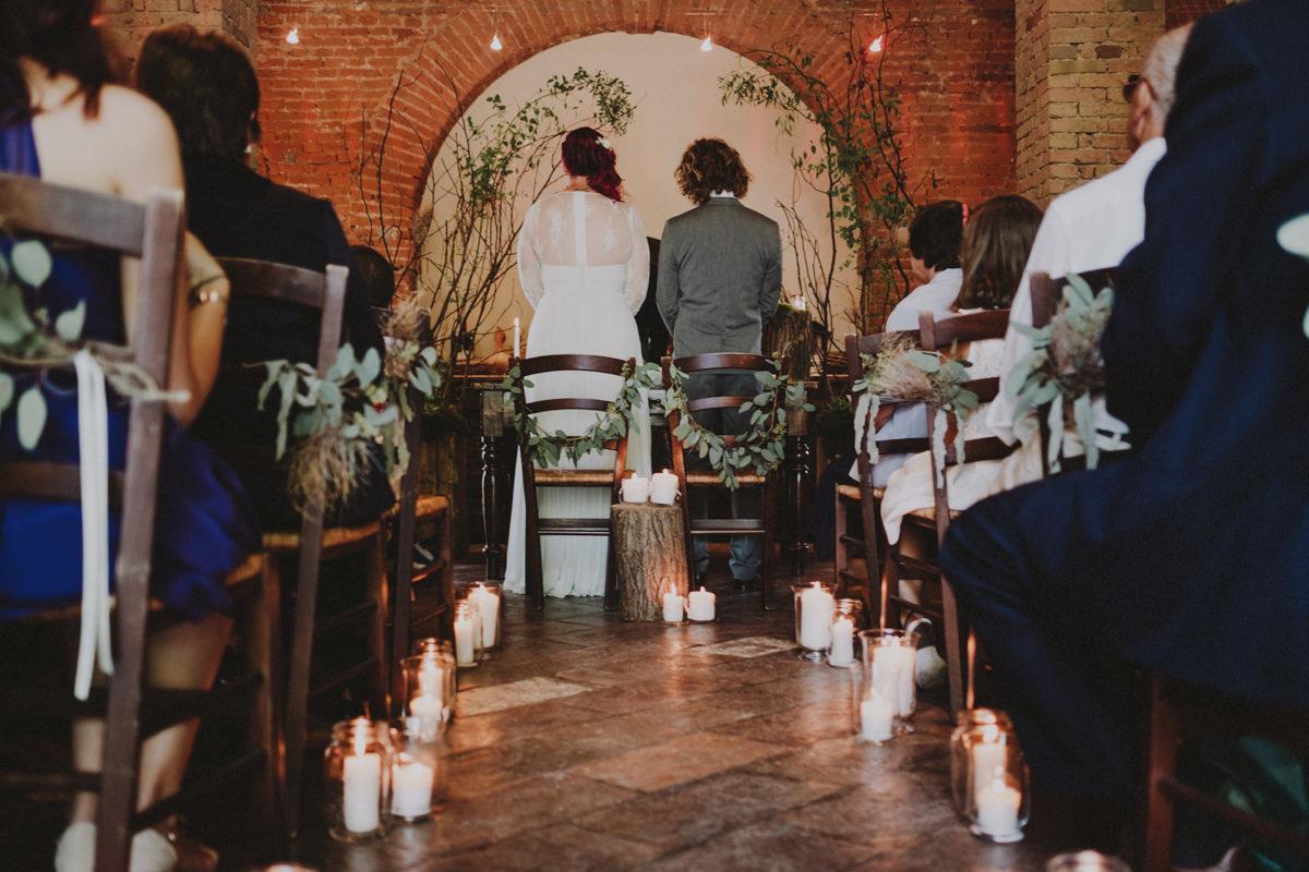cerimonia rustica e botanica | idee per la cerimonia civile