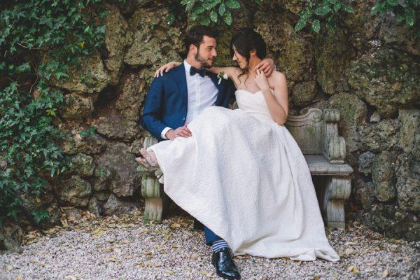 Un matrimonio botanico a Venezia