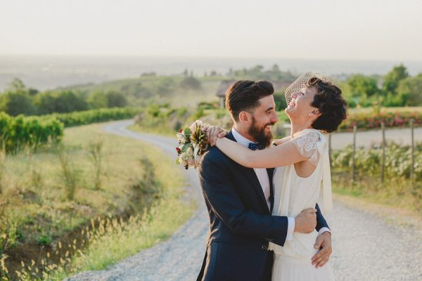 Il perfetto matrimonio bucolico