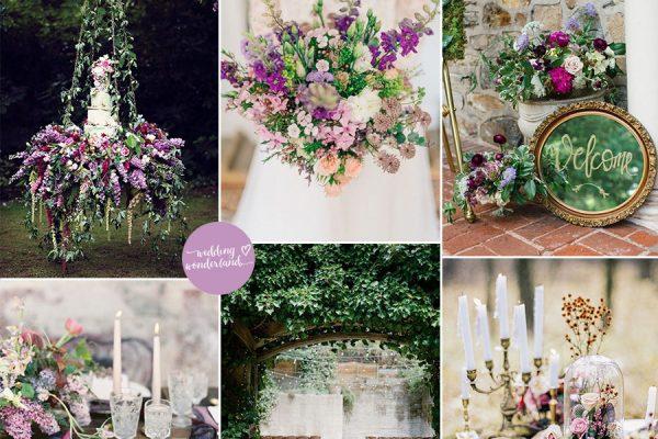 Inspiration board: Il giardino segreto