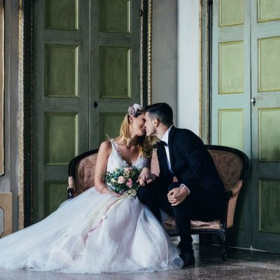 Un matrimonio da favola in castello