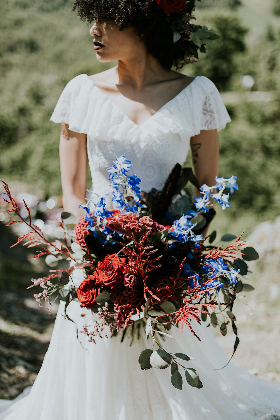 Matrimonio Bohemien Queen : Ispirazione boho in montagna wedding wonderland