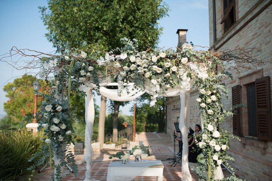 Matrimonio In Giardino Di Casa : Un matrimonio bucolico nel giardino di casa wedding
