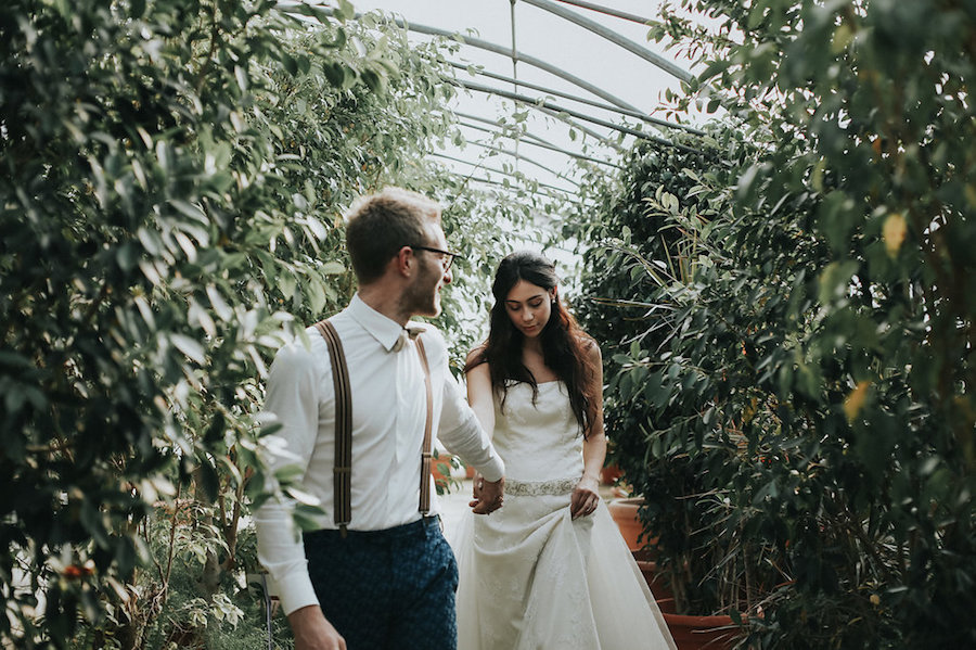 Matrimonio In Serra : Ispirazione greenery in serra wedding wonderland