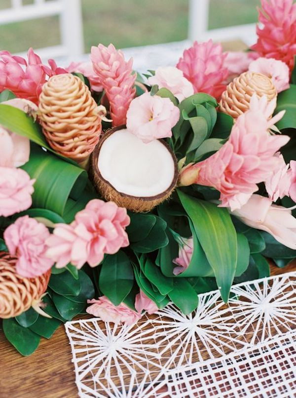 Matrimonio Tema Tropical : Idee per un matrimonio tropicale wedding wonderland