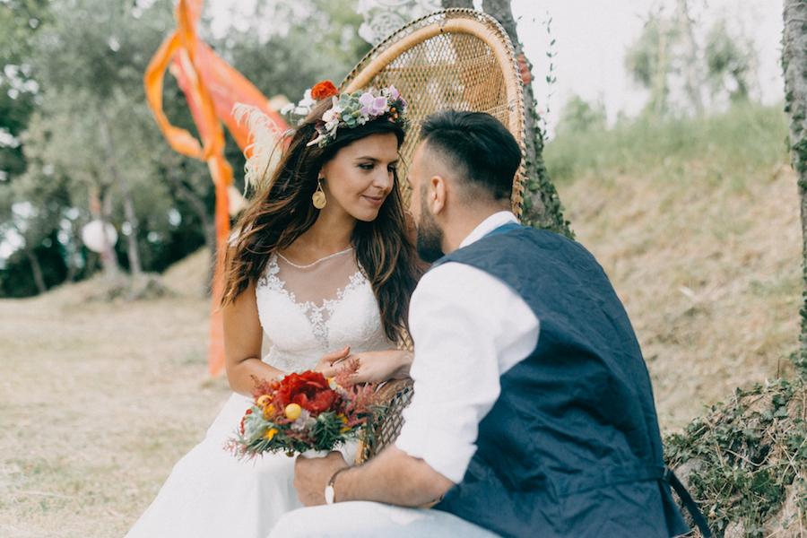 Matrimonio Gipsy Italia : Wedding wonderland idee per matrimoni creativi italian