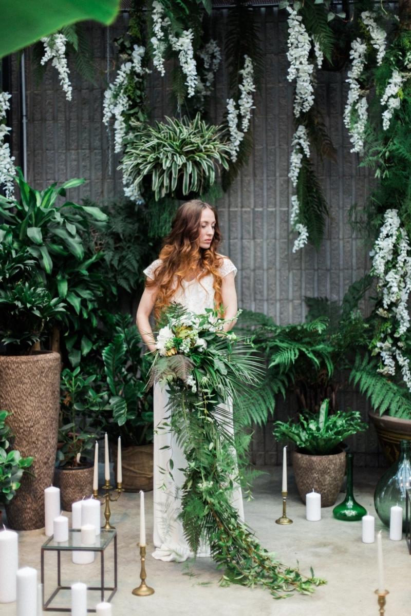 Matrimonio In Serra : Un matrimonio botanico in serra wedding wonderland