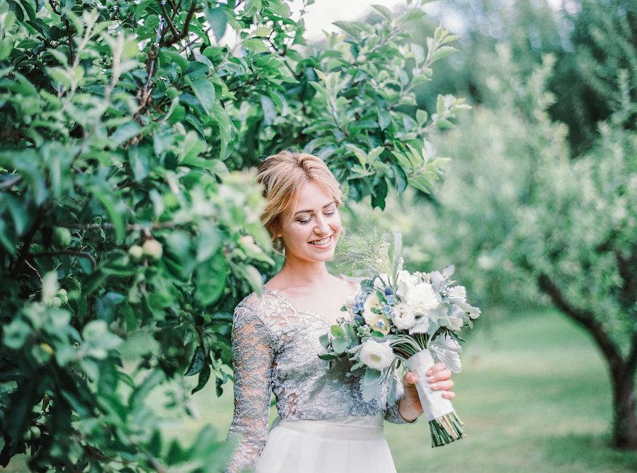 Matrimonio Azzurro Quotes : Ispirazione delicata in azzurro e rame wedding wonderland
