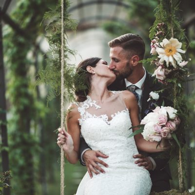 Un matrimonio romantico in Toscana