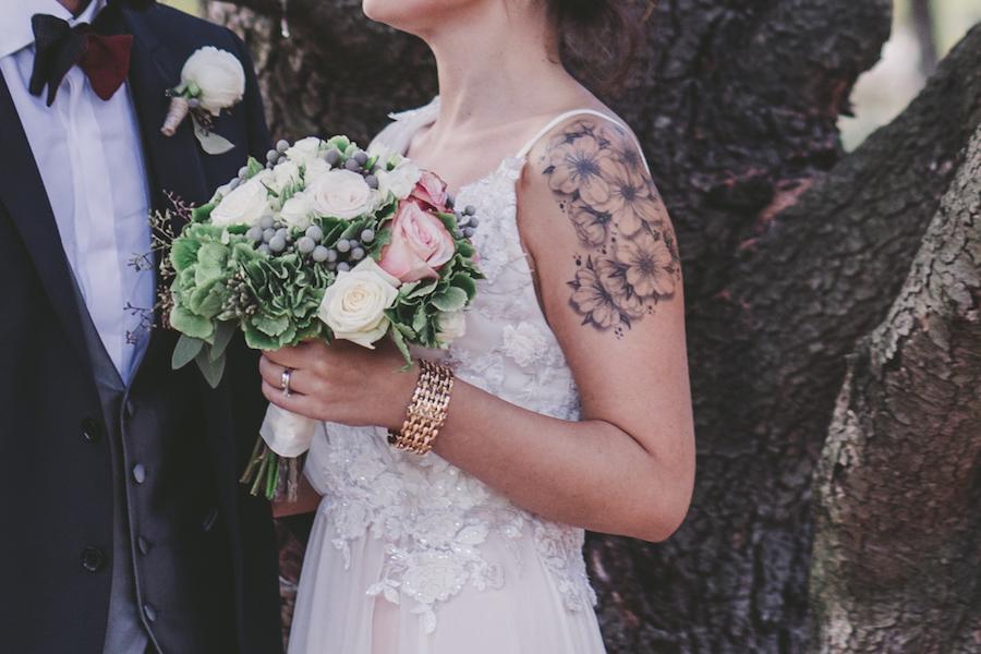 white not? - wedding event
