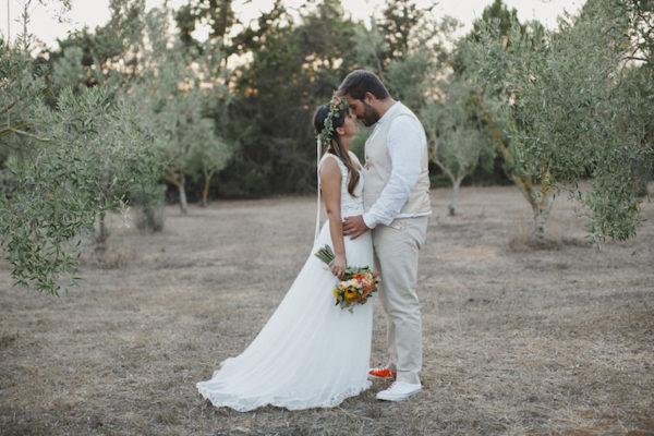 Il matrimonio bohémien di due ornitologi