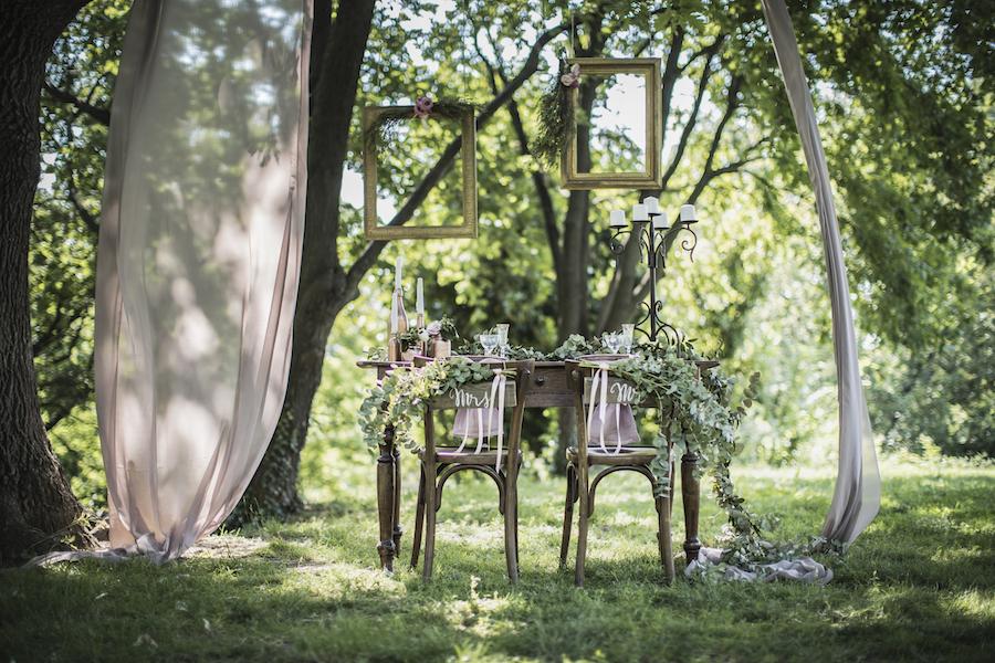 Matrimonio Bosco Toscana : Un matrimonio fatato nel bosco wedding wonderland