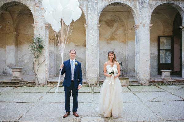Un matrimonio ispirato a Londra