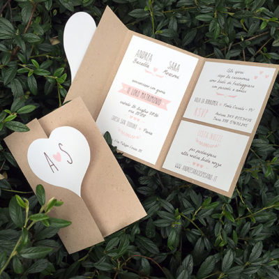 hobby&papers: partecipazioni seminabili per un matrimonio eco-friendly