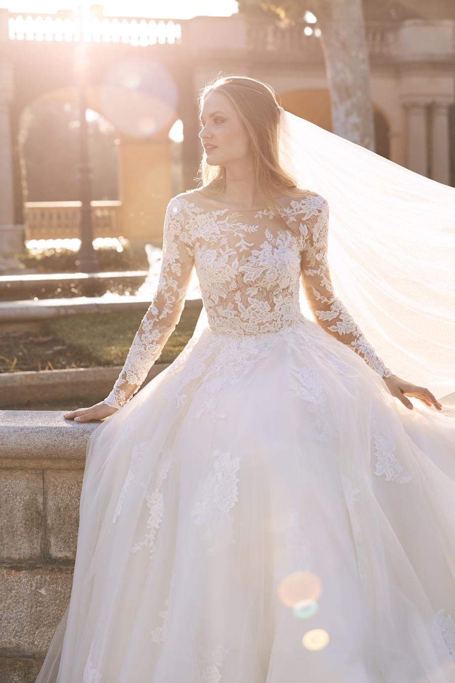 d443f699e7af Il vostro modello preferito  Potete scoprire tutti gli abiti da sposa della  collezione La Sposa 2018 visitando il sito web di St Patrick.