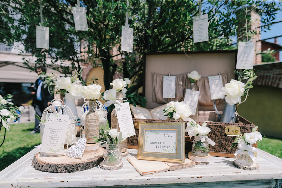 Tema Ulivo Per Matrimonio : Un matrimonio vintage e botanico wedding wonderland