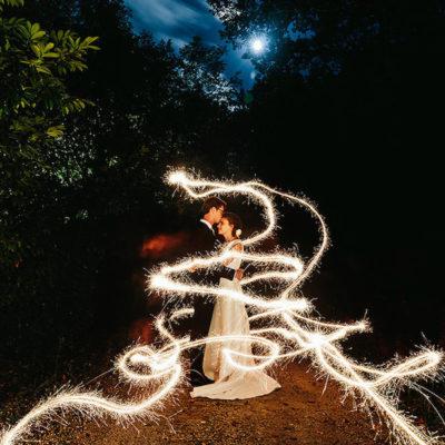 Girasoli per un matrimonio organizzato dallo sposo