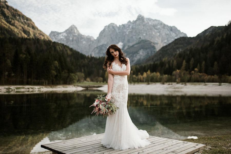 Matrimonio In Montagna : Un matrimonio autunnale in montagna wedding wonderland