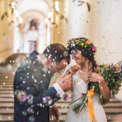 Un matrimonio in tandem