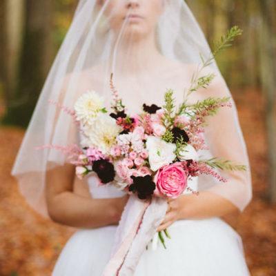 Giselle – Un matrimonio autunnale ispirato alla danza