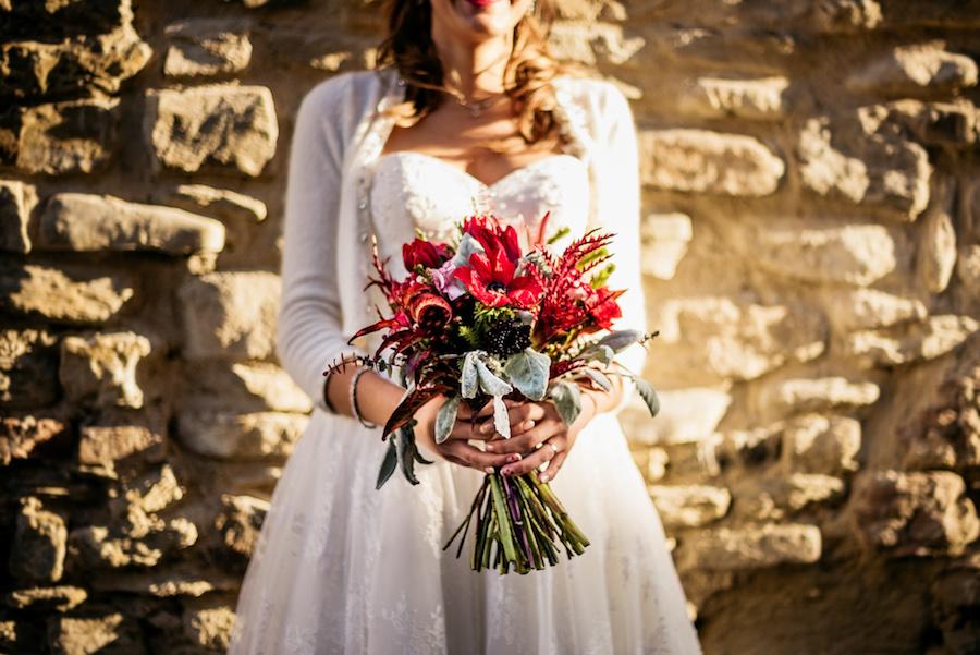 Matrimonio Natalizio Roma : Un matrimonio natalizio ispirato agli anni  wedding
