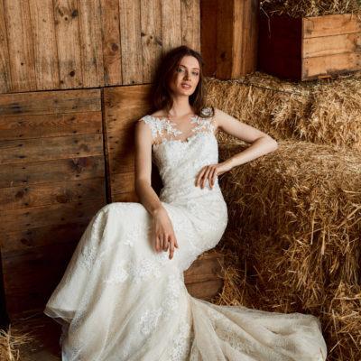 Abiti da sposa per un matrimonio all'aperto